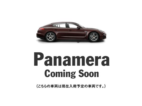 パナメーラ4E-HV エグゼクティブ PDK 右ハンドル 【湘南認定中古車センター在庫車両】