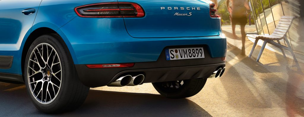 Macan Sports Exhaust System
