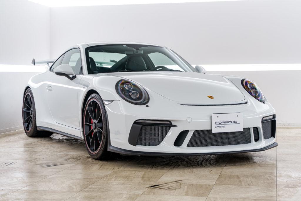 2018年式 911GT3 6速MT 左ハンドル