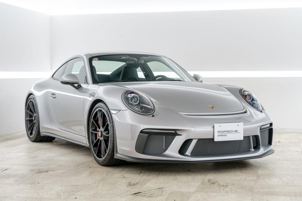 2019年式 911GT3 ツーリングパッケージ 6速マニュアル 左ハンドル