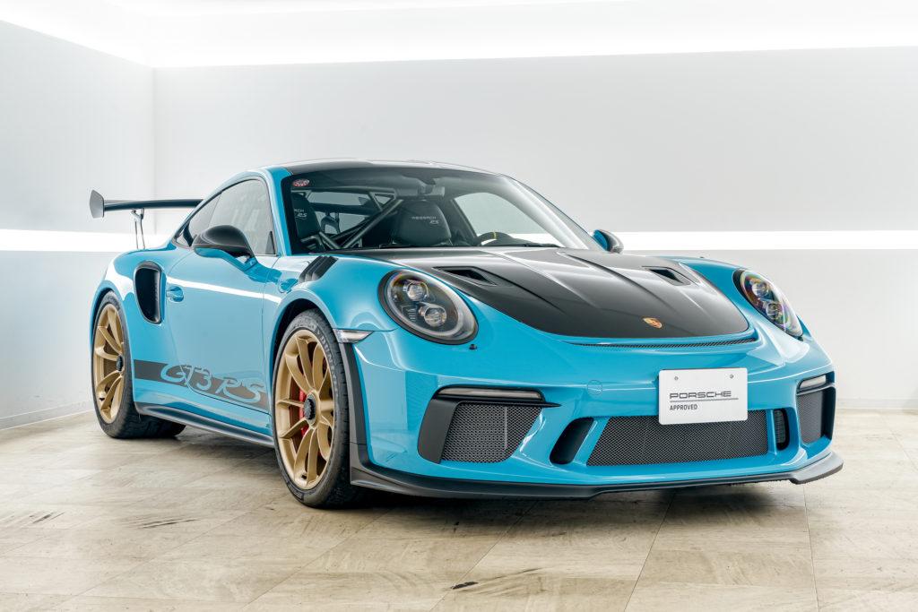 2019年式 911GT3RS PDK 左ハンドル