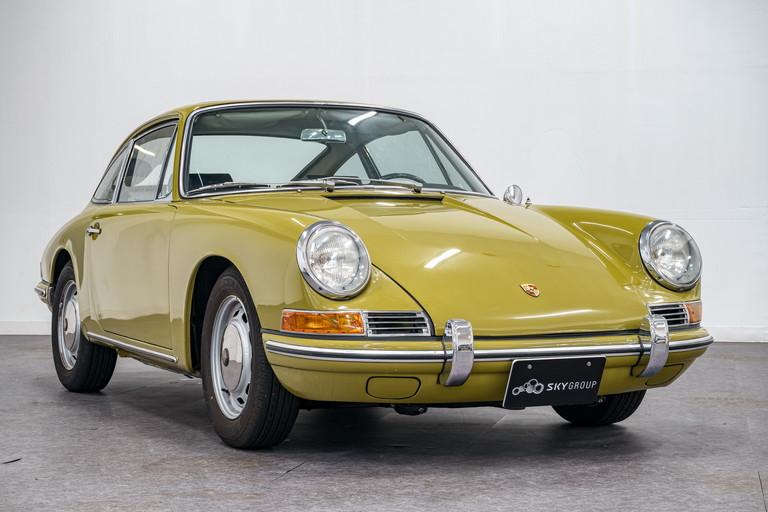 1966年式 912クーペ 5速MT 左ハンドル