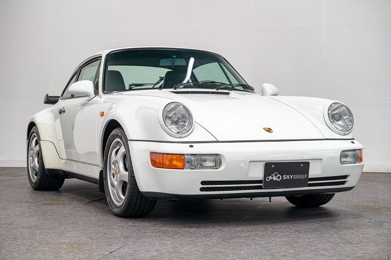 1991年式 911 964ターボ2 5速MT 左ハンドル